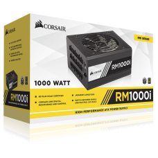 1000W Corsair RM1000I 80+ Gold Fully Modular Power Supply