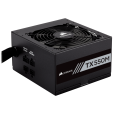 550W Corsair TX-M Series TX550M 80+ GOLD Modular PSU
