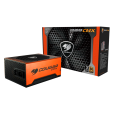 850W Cougar 850CMX 80+ Bronze Modular Power Supply