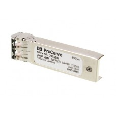 HP X132 10G SFP+ LC SR Transceiver J9150A 10-Gigabit transceiver in SFP+ form-factor