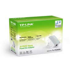 TP-Link TL-PA4010 AV500 500mb Mini Powerline Adapter