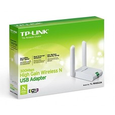 TP-LINK TL-WN822N 300Mbps USB 2.0 Wireless Adapter