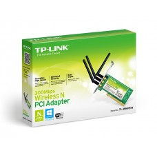TP-LINK TL-WN951N 300Mbps nMax Wireless PCI Adapter