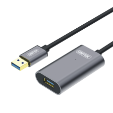 Unitek (Y-3005) USB3.0 Aluminium Extension 10m Cable
