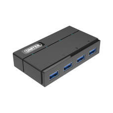 Unitek (Y-HB03001) USB3.0 4-Port Hub with Charging Function USB Hub
