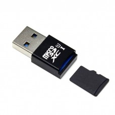 USB to Micro SD Card Reader