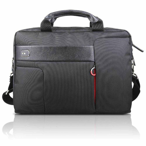"Lenovo 15.6"" Classic Topload Bag by NAVA (Black)"