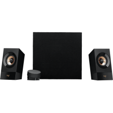 Logitech Z-533 Black 2.1 Speaker System With Subwoofer