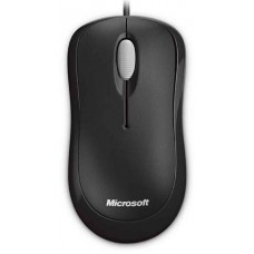 Microsoft Basic Optical Mouse for Business - Black (4YH-00007)