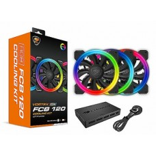 Cougar VORTEX RGB FCB 120mm Cooling Kit