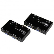 Audio & Video Extender SVGA CAT5 VLT11-VLR11