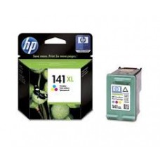 HP 141XL (CB338HE) Color Ink Cartridge