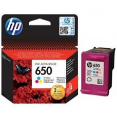 HP 650 (CZ101AE) 2645/2515 Black Ink Cartridge